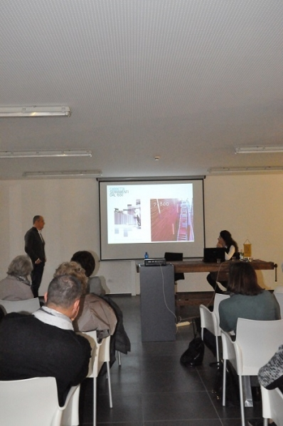 Visita aziendale carretta serramenti in legno dal 1930 for Carretta arredamenti torino