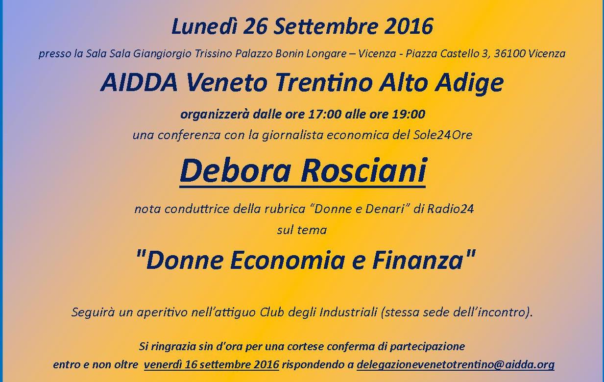 Invito AIDDA VTAA 26 settembre 2016 - Debora Roscian_2