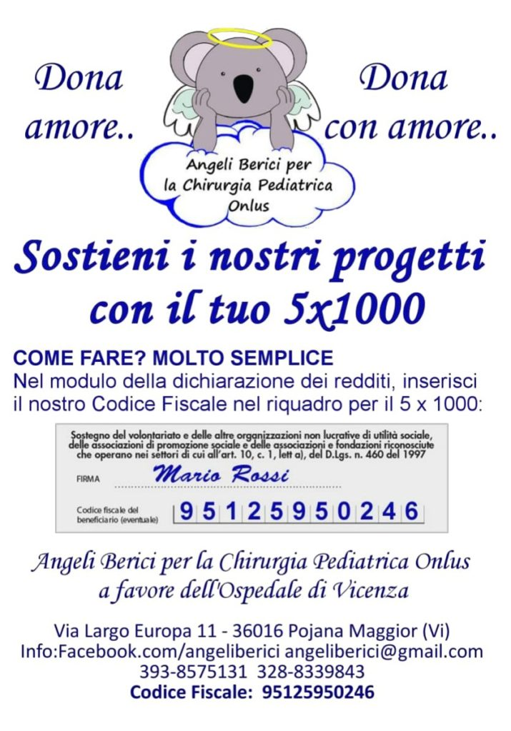 Angeli Berici 5x100
